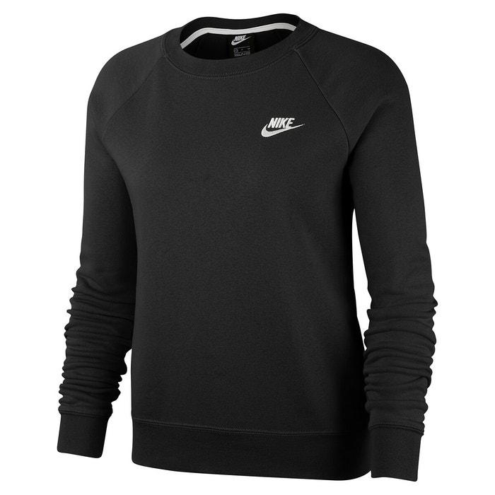 Sweat col rond essential logo Nike noir |