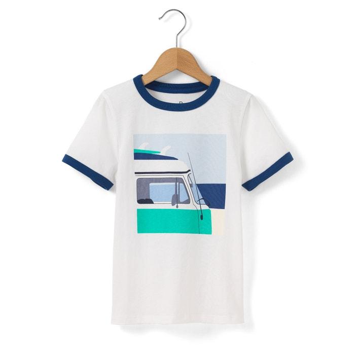 Image T-shirt imprimé 3-12 ans La Redoute Collections