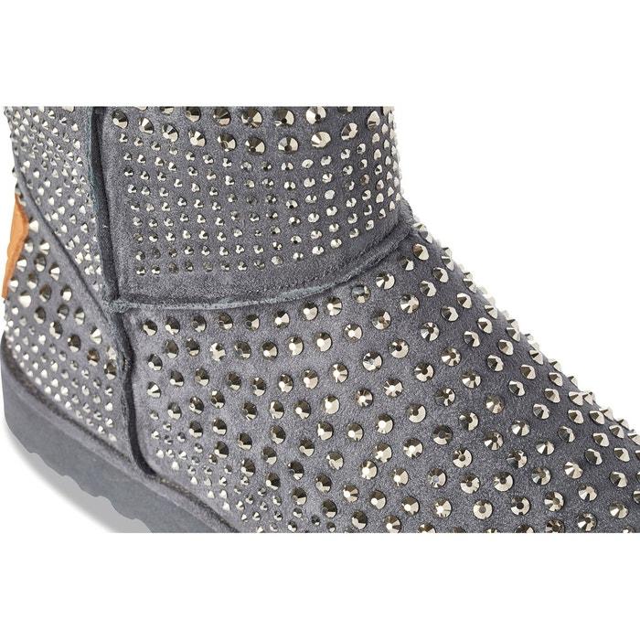 Boots fourrées calisse Les Tropeziennes Par M Belarbi