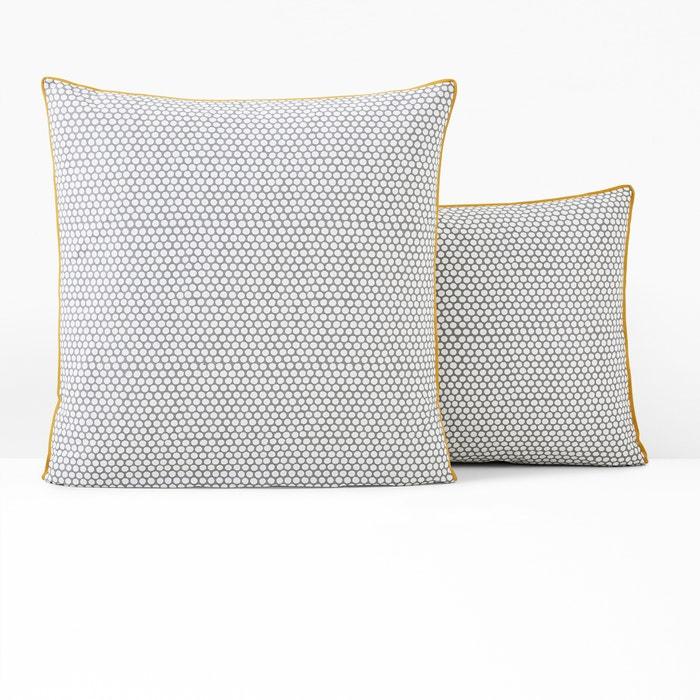 taie d 39 oreiller ou traversin percale duo la redoute. Black Bedroom Furniture Sets. Home Design Ideas