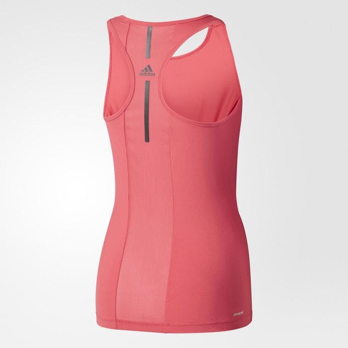 de mangas redondo deporte Camiseta PERFORMANCE ADIDAS con sin cuello wqBItx1g