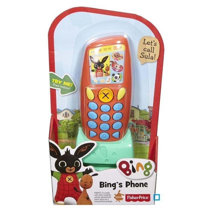Fisher price bing t l phone matdvr64 fisher price la redoute - La redoute telephone gratuit ...