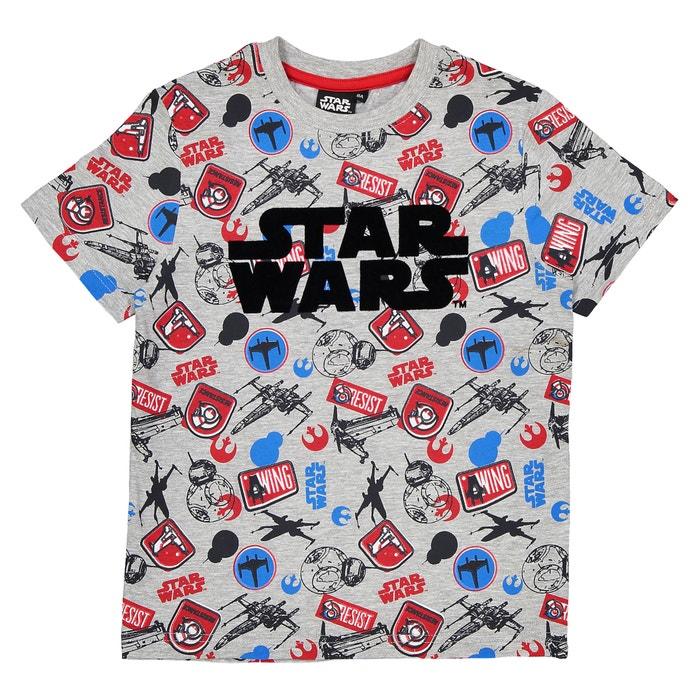T-shirt fantasia 4-10 anni  STAR WARS image 0