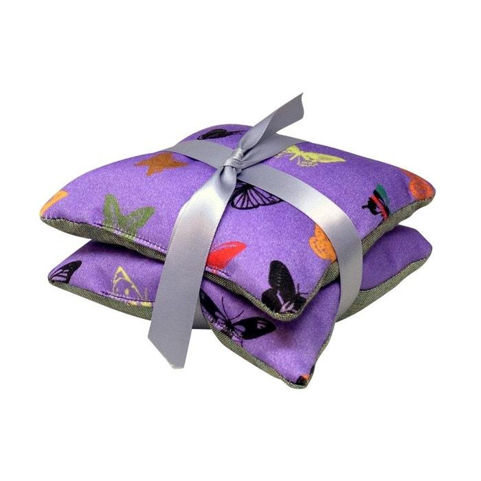 sachets de lavande avec papillon pourpre pourpre space 1a design la redoute. Black Bedroom Furniture Sets. Home Design Ideas