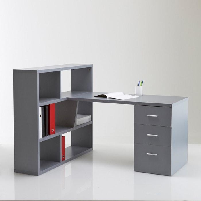 schreibtisch mit b cherregal f non la redoute interieurs. Black Bedroom Furniture Sets. Home Design Ideas