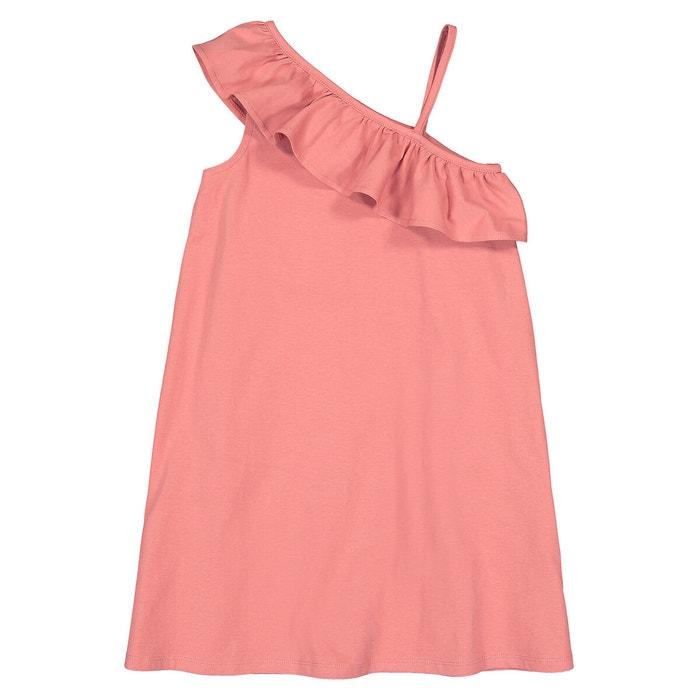 robe épaule dénudée la redoute