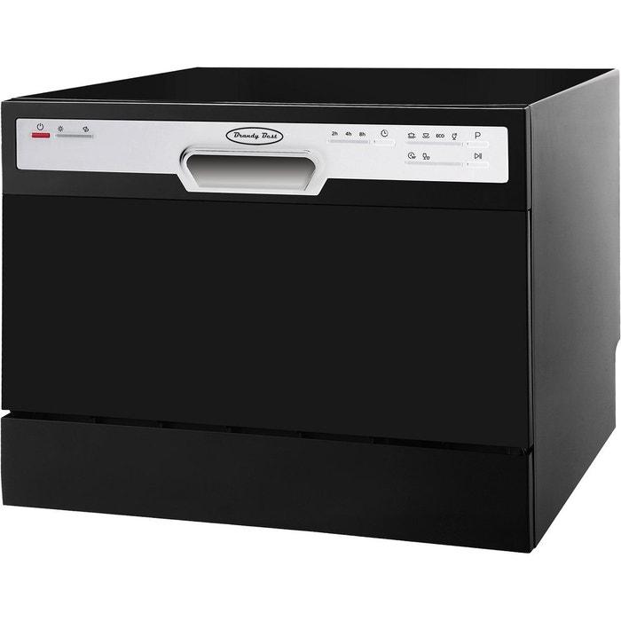 mini lave vaisselle flash6n noir brandy best la redoute. Black Bedroom Furniture Sets. Home Design Ideas