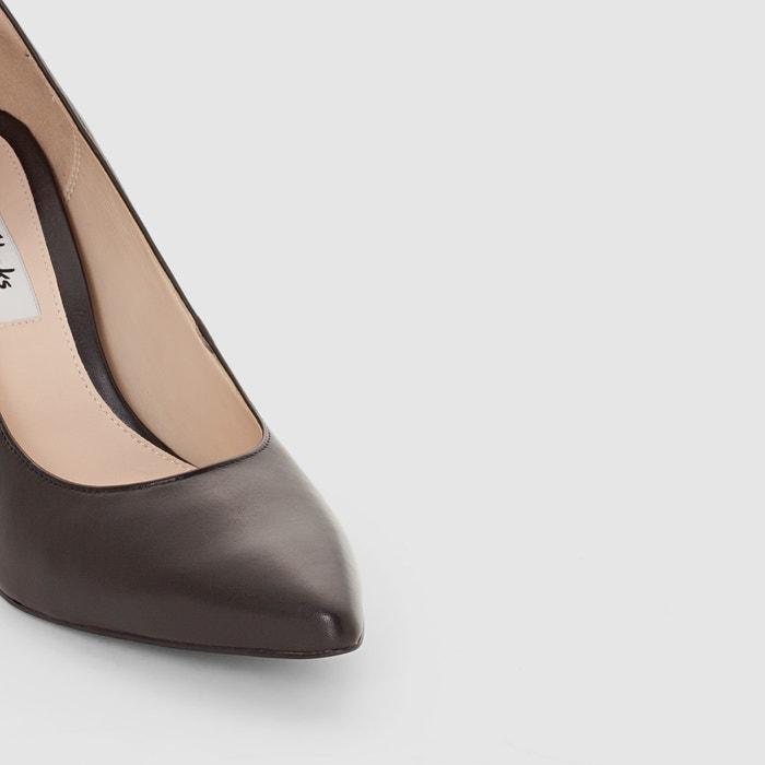 efba14d0e868 Dinah keer leather heels