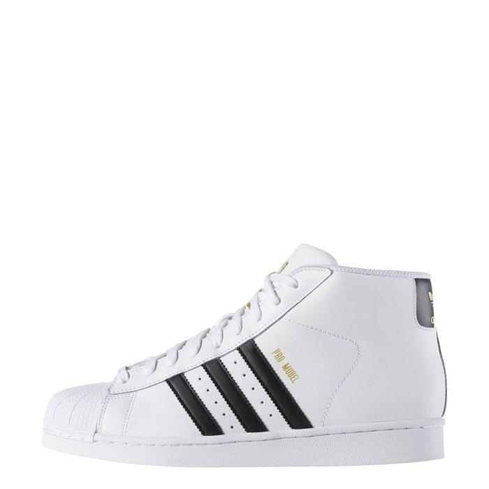 Chaussure pro model  blanc Adidas Originals  La Redoute