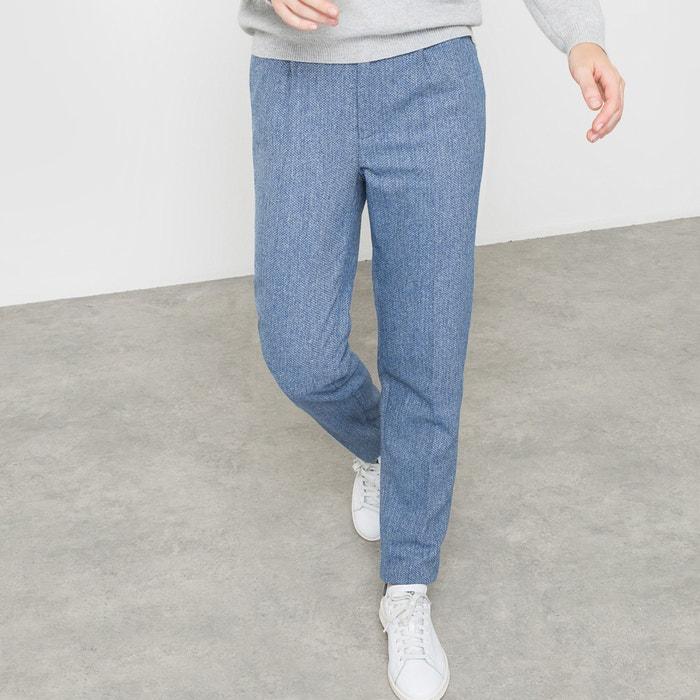 Image Spodnie z tweedu R studio