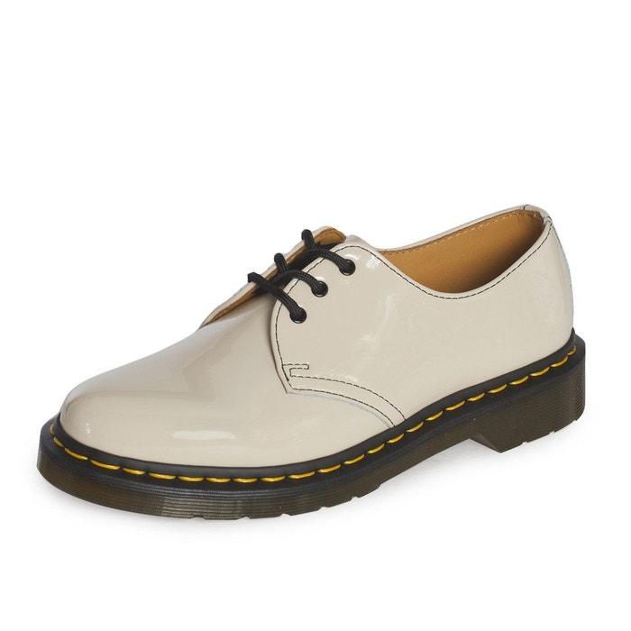 Chaussure de ville 1461 beige Dr Martens Footlocker Pas Cher En Ligne Finishline gKzlHIqMM7