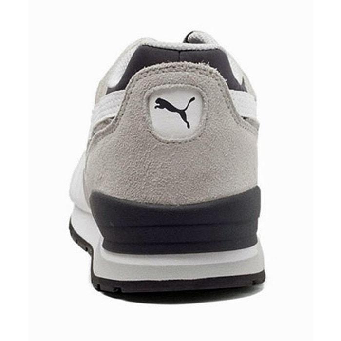 d8aa5c1486d Puma duplex classic chaussures mode sneakers homme cuir suede gris Puma