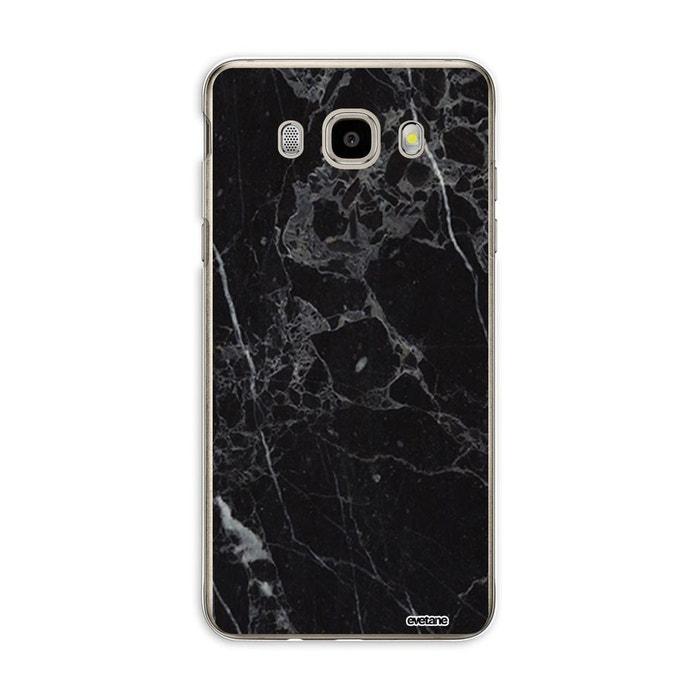 coque samsung j5 2016 marbre noir