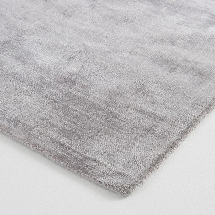 Tapis uni effet vieilli 100 viscose izri la redoute - La redoute tapis salon ...