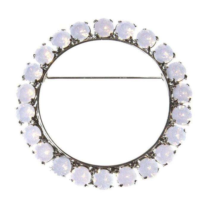 Où Acheter Des Biens Pas Cher Rabais Exclusif Broche cercle rose opal rose Reine Rosalie | La Redoute La Sortie Authentique OxJJbu