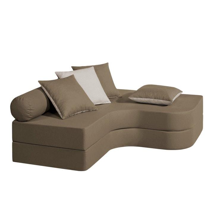 banquette lit d 39 angle confort bultex taille enfan la redoute interieurs la redoute. Black Bedroom Furniture Sets. Home Design Ideas