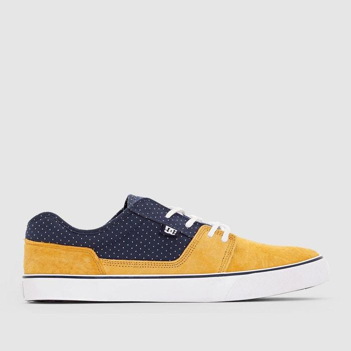 Baskets tonik  camel/bleu Dc Shoes  La Redoute