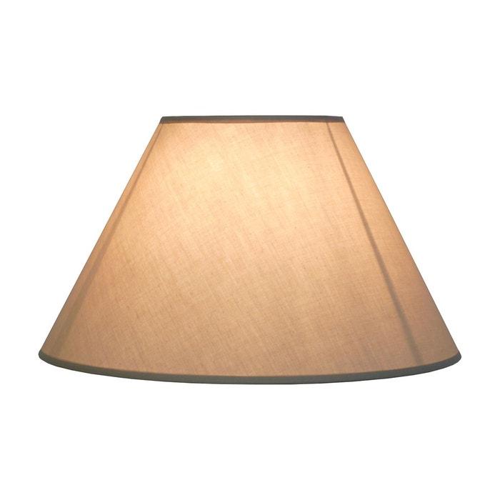 abat jour blanc 60 w a la carte kcm001343 kcm001343 blanc keria la redoute. Black Bedroom Furniture Sets. Home Design Ideas