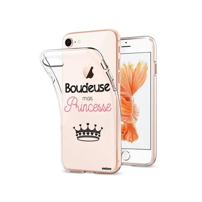 coque iphone 7 boudeuse