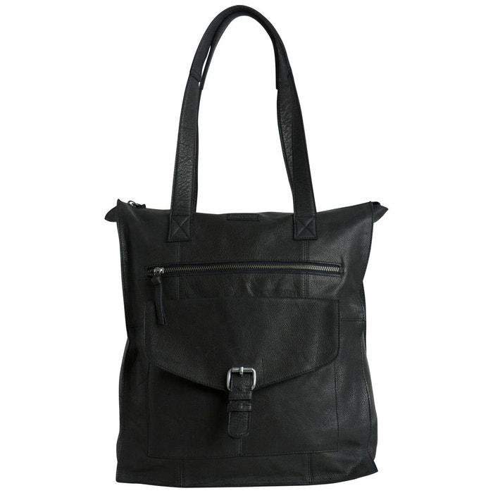 Sac porté épaule cuir Pieces | La Redoute Eastbay À Vendre Vente Bonne Vente 0fQXa