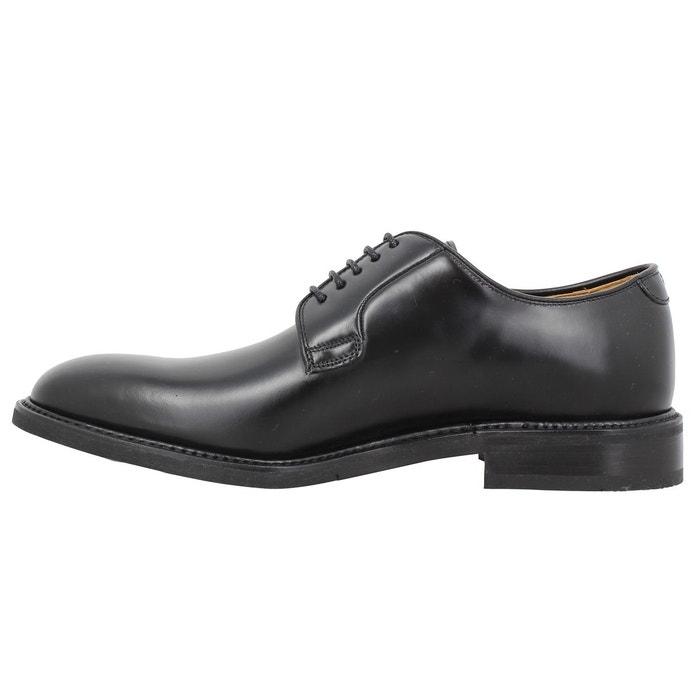 Chaussures à lacets homme sebago cordoba cuir homme noir noir Sebago