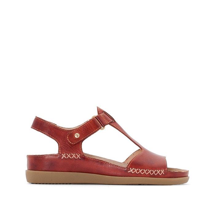 Sandales à talons PIKOLINOS cuir bleu 36 woEXhL020N