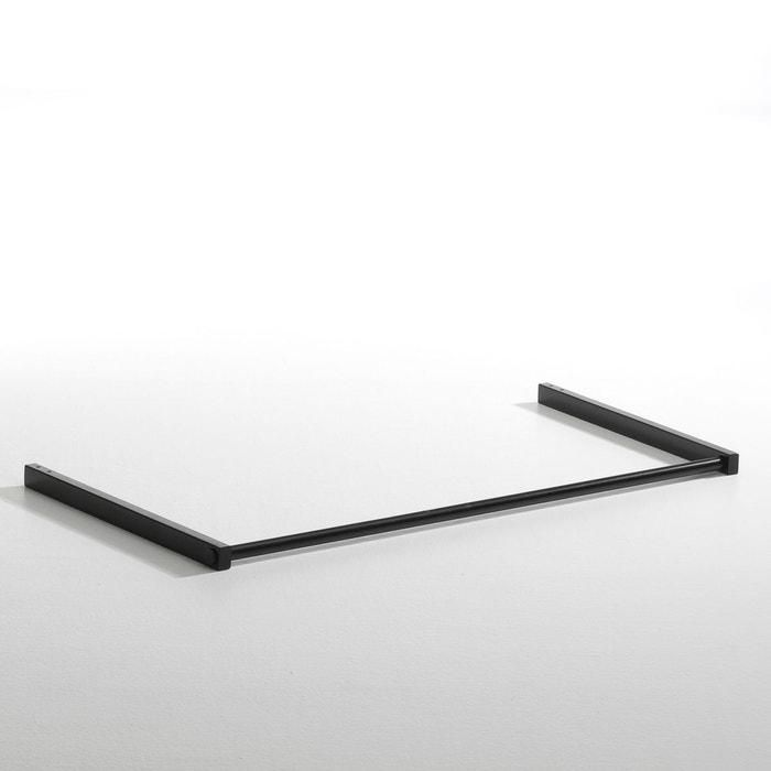 tringle rideau kyriel pour dressing noir am pm la redoute. Black Bedroom Furniture Sets. Home Design Ideas