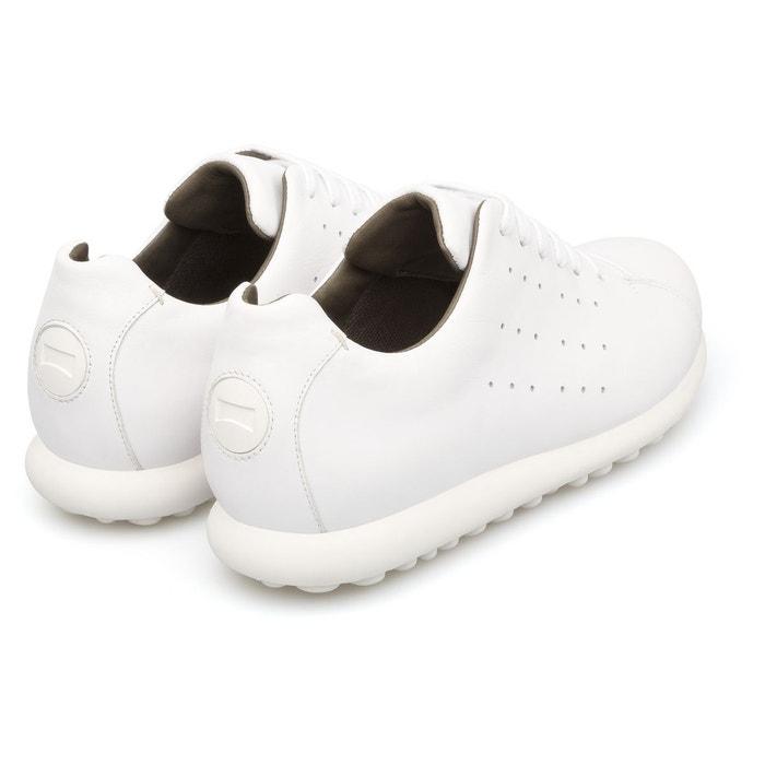 4dc98a9609f85 Pelotas k100125-001 chaussures décontractées homme blanc Camper   La Redoute