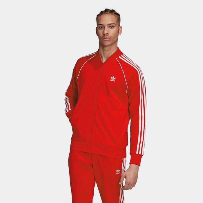 Veste de survêtement SST Rouge adidas | adidas France