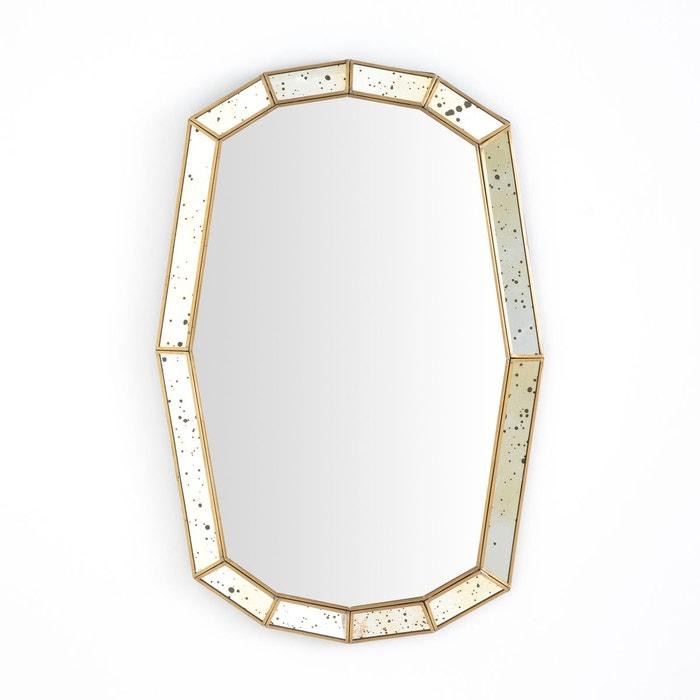 miroir h60 cm verre antique maison p re x la redoute