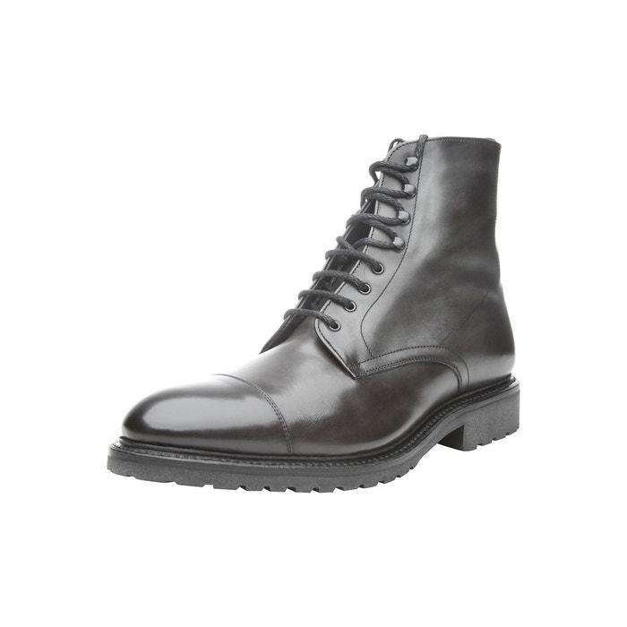 Boots à lacets pour homme en gris  anthracite Shoepassion  La Redoute