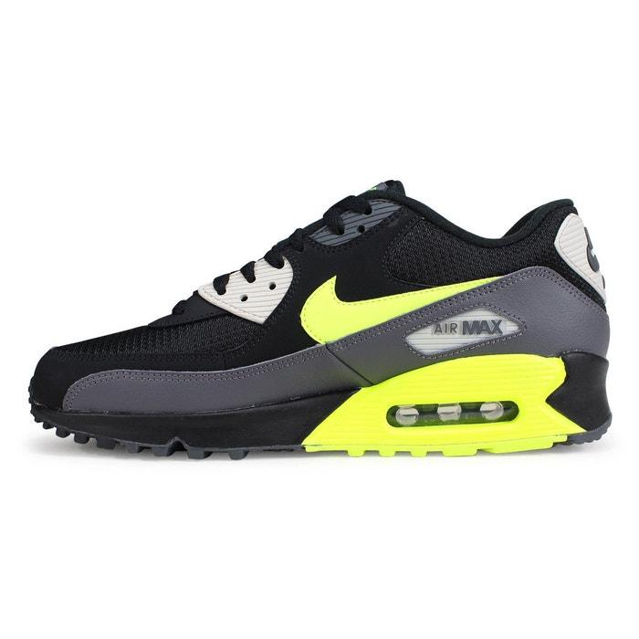 pretty nice 5154d 82ddc Baskets nike air max 90 essential - ref. aj1285-015 noir Nike   La Redoute