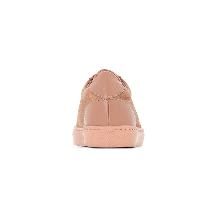 La Collections monocromas piel Zapatillas de deportivas Redoute 60q6C