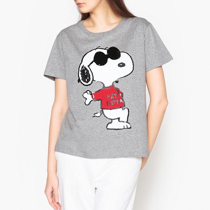 T shirt Snoopy CHILL  PAUL AND JOE SISTER image 0
