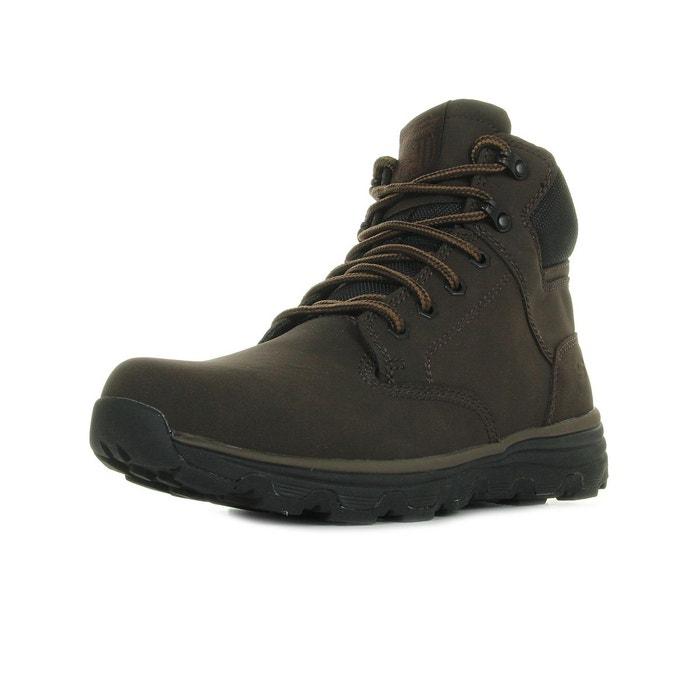 Skechers Format Glaven marron - Chaussures Boot Homme