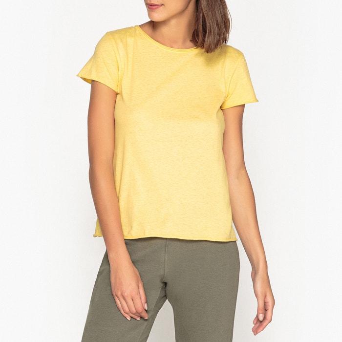 American vintage mantel gelb