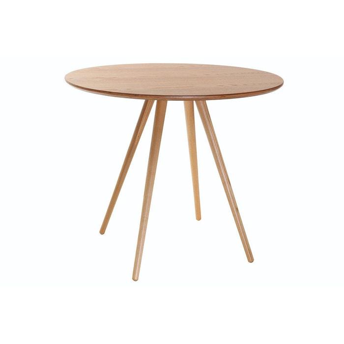Table A Manger Design Ronde D90 Artik Miliboo La Redoute