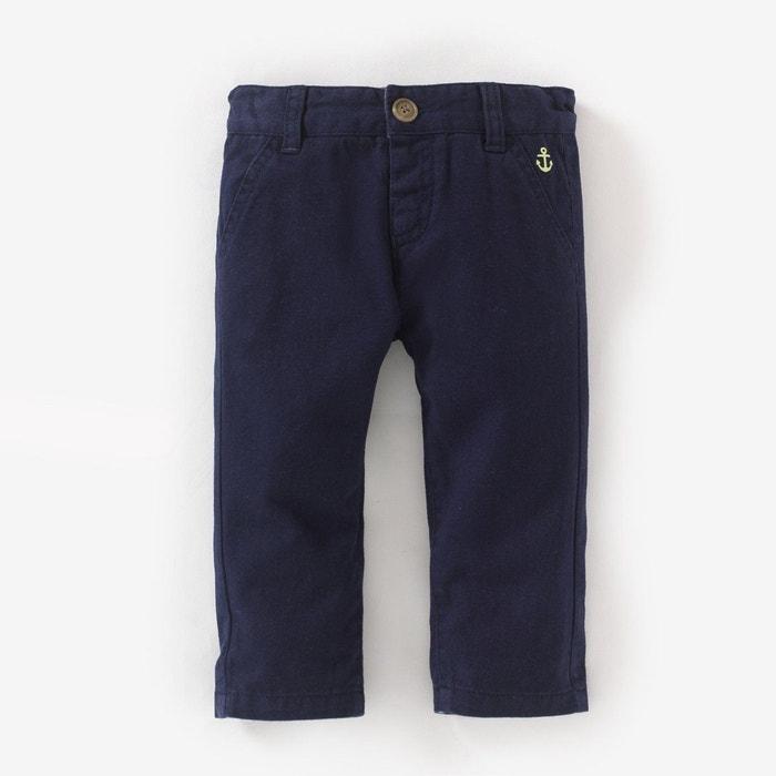Pantalon chino 1 mois-3 ans R essentiel