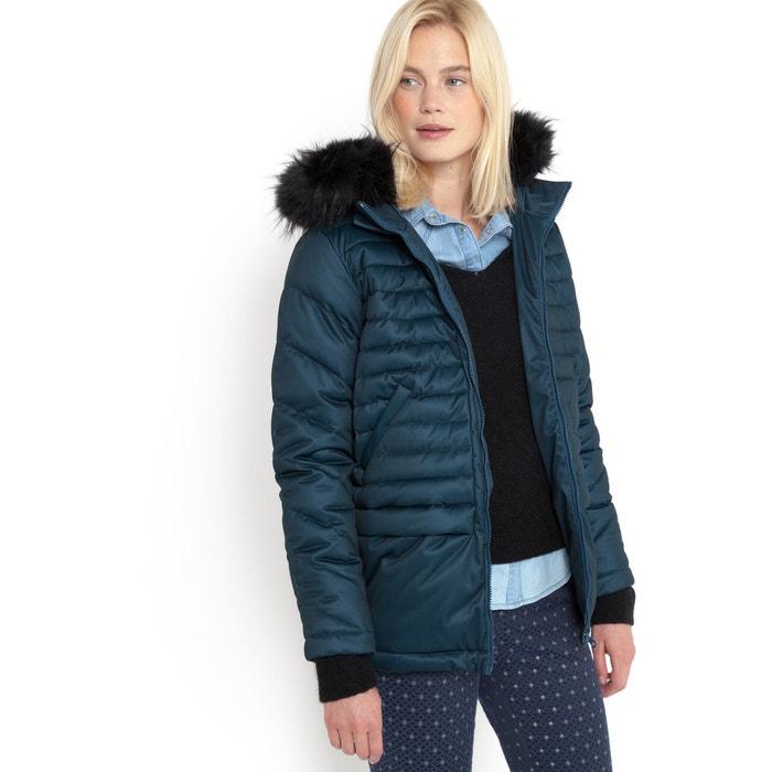 фото Куртка стеганая с капюшоном и застежкой на молнию R essentiel