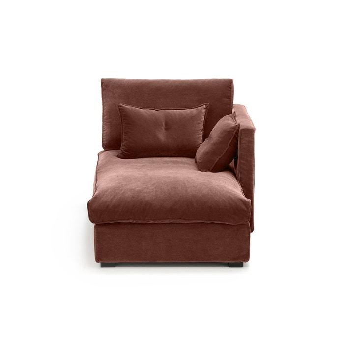 m ridienne camille velours am pm la redoute. Black Bedroom Furniture Sets. Home Design Ideas
