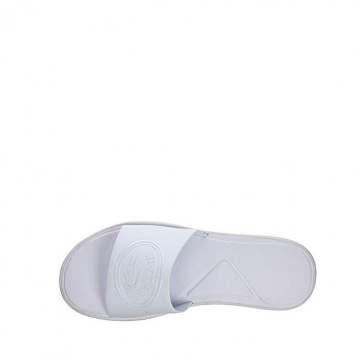 50c749a9de Sandale lacoste l.30 slide 318 1 cam - 736cam004521g blanc Lacoste   La  Redoute