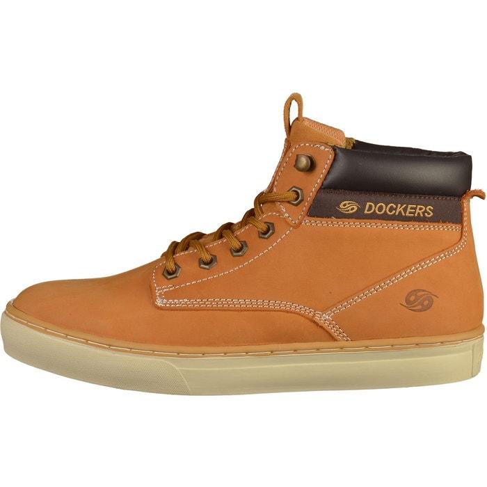 Sneaker doré Dockers By Gerli
