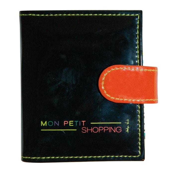 Porte cartes de fidelite ma petite collection noir for Porte carte de fidelite