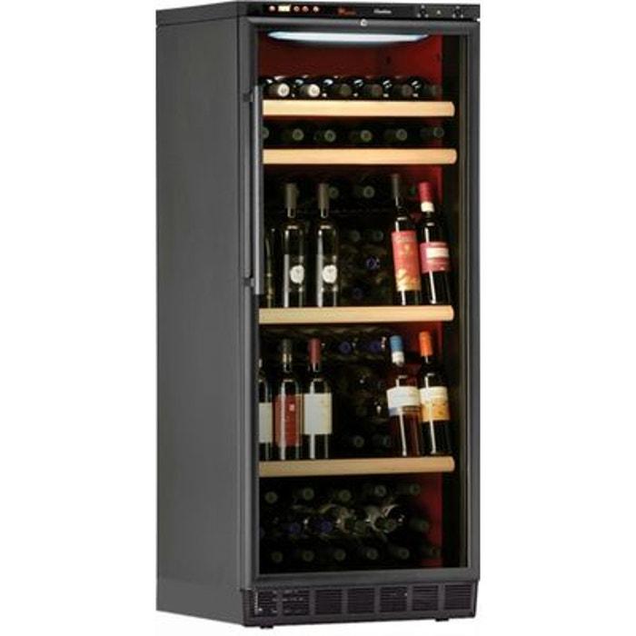 cave vin de service 1 temp 98 bouteilles aci cal608 encastrable couleur unique. Black Bedroom Furniture Sets. Home Design Ideas