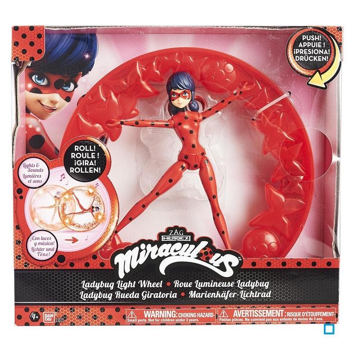 Roue Et Ban39740 Lumineuse Redoute Ladybug BandaiLa Musicale Rouge HWD9Y2EI