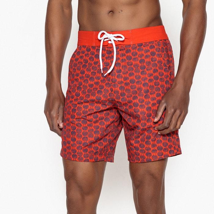 Shorts da bagno fantasia conchiglie  La Redoute Collections image 0