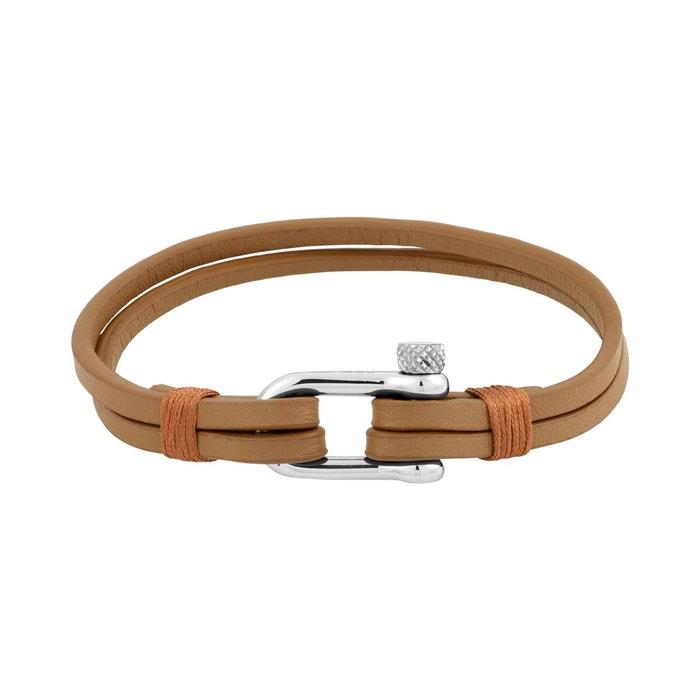 Bracelet en acier argenté argente Rochet | La Redoute De Haute Qualité En Ligne dfnuppP