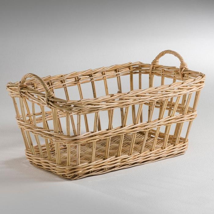 Ozié Rattan Laundry Basket