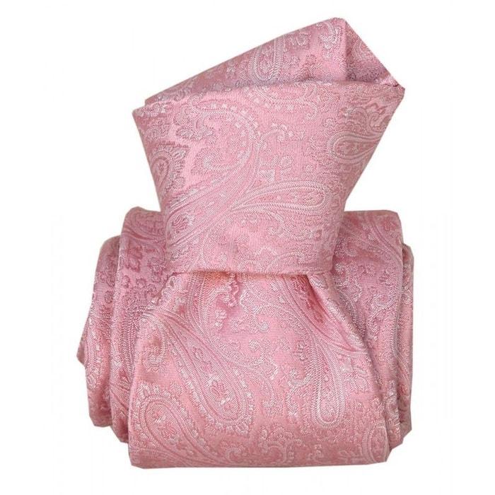 Cravate classique segni disegni, denver rose rose Segni Et Disegni   La Redoute