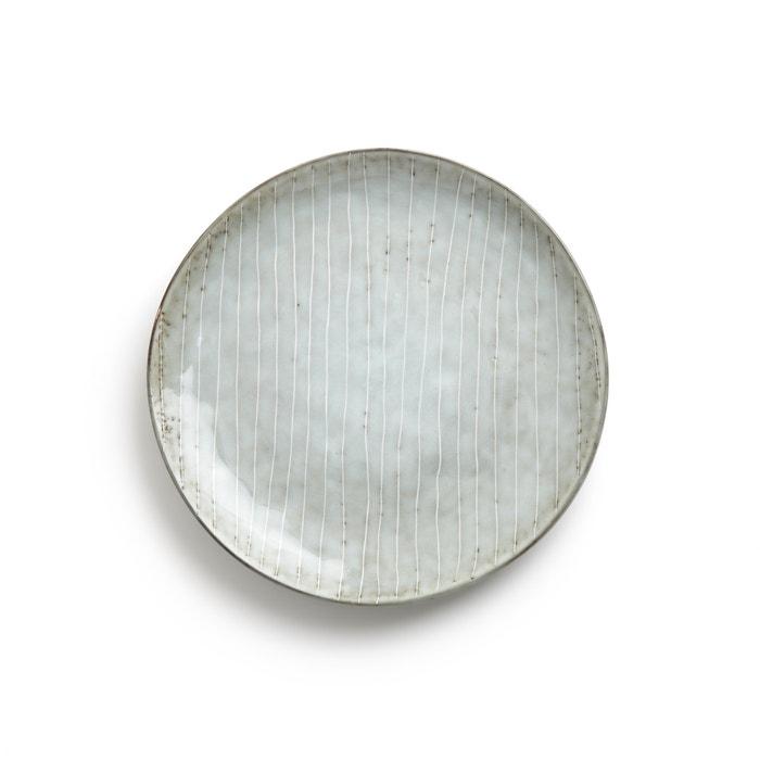 Комплект из 4 десертных тарелок из керамики Amedras  AM.PM. image 0